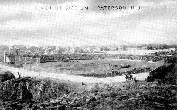 Photo of Josh Gibson by Hinchliffe Stadium