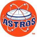 1972 Houston Astros Logo