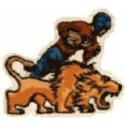 1957 Detroit Lions Logo