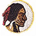 1951 Washington Redskins Logo