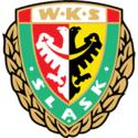 Śląsk Wrocław Club Crest
