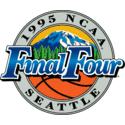 1995-final-four Logo