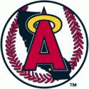 1990 California Angels Logo