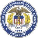 Merchant Marine Academy Mariners Logo